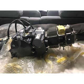 中華モンキー系レーシングタイプ・ブラックステルスエンジン