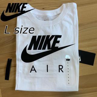 NIKE - 新品 NIKE ナイキ ウィメンズ  ビッグスウッシュ ロゴ Tシャツ L