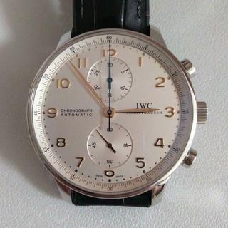 インターナショナルウォッチカンパニー(IWC)のIWC ポルトギーゼ IW371401 金針 Dバックル(腕時計(アナログ))