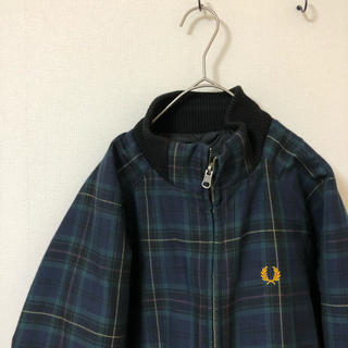 FRED PERRY - FRED PERRY フレッドペリー リバーシブルジャケット ヒットユニオン