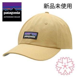 patagonia - 即日発送!パタゴニア P-6 ロゴ キャップ 国内正規品 タン