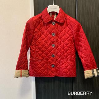 BURBERRY - BURBERRY☆キルティングジャケット 難あり