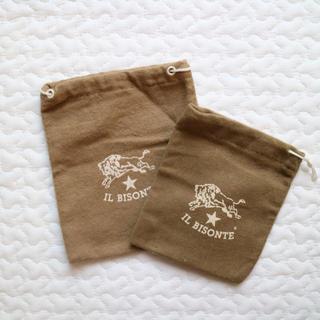 IL BISONTE - イルビゾンテの保存袋 ショップ袋 保管袋 ショップバッグ
