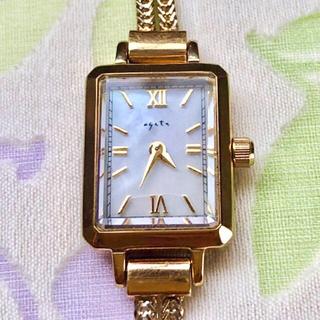 agete - agete   ㉚  腕時計・稼動品✨