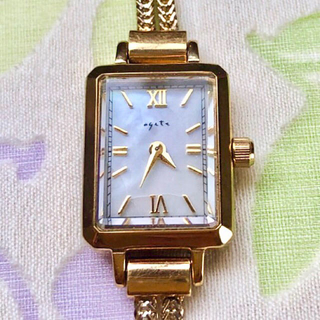 アガット(agete)のsodapops  様 😊 agete   ㉚ 腕時計・稼動品✨(腕時計)