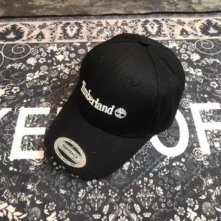 ティンバーランド(Timberland)のtimberland 黒い帽子(キャップ)