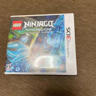 レゴ ニンジャゴー ニンドロイド 3DS(携帯用ゲームソフト)