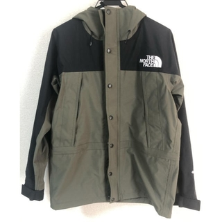 THE NORTH FACE - THE NORTH FACE マウンテンライトジャケット ニュートープ L