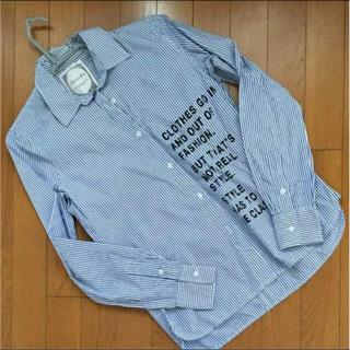 ラグナムーン(LagunaMoon)のラグナムーン プリントシャツ(シャツ/ブラウス(長袖/七分))