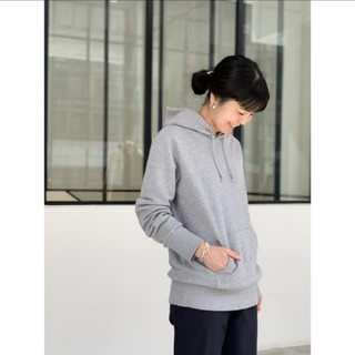 L'Appartement DEUXIEME CLASSE - 【LOOPWHEELER x LOWERCASE】Sweat Parka