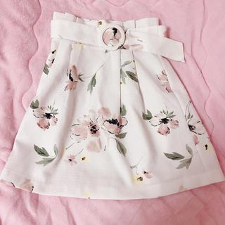 ROJITA - ロジータ 花柄スカート