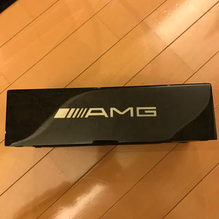エーエムジーザダーケストニグ(AMG-THE DARKEST NIG)のAmg ティッシュケース メルセデスベンツ(車外アクセサリ)