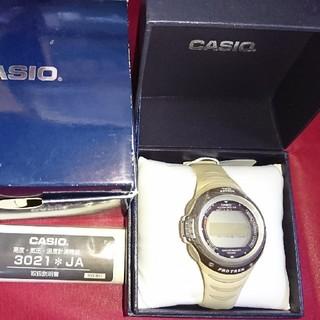 カシオ(CASIO)のCASIO 腕時計 プロトレック タフソーラー ダブルセンサー(腕時計(デジタル))