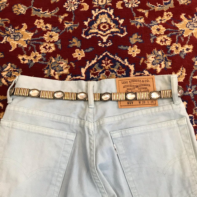 TOGA(トーガ)のvintage bijou metal belt メンズのファッション小物(ベルト)の商品写真