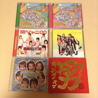 関ジャニ∞ CD 1つ300円(送料別)(アイドルグッズ)