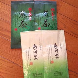 【まとめ売り】煎茶 4個セット