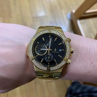 アヴァランチ(AVALANCHE)のアバランチ クリスタルカーター(腕時計(アナログ))