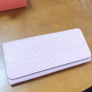 ロエベ(LOEWE)のロエベ  長財布(長財布)
