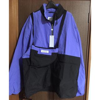 マルタンマルジェラ(Maison Martin Margiela)の48新品 マルジェラ オーバーサイズ ブルゾン ジャケット クロスボディバッグ(ブルゾン)