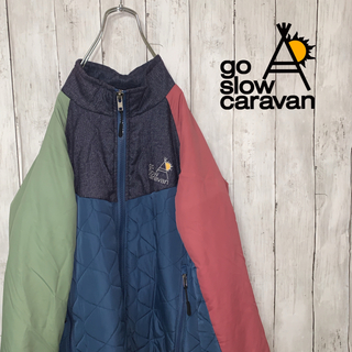 patagonia - 【大人気】go slow caravan  ゴースロキャラバン ジャケット