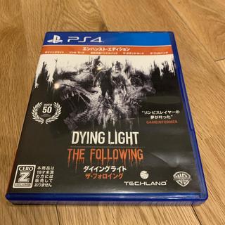 ダイイングライト: ザ・フォロイング エンハンスト・エディション PS4