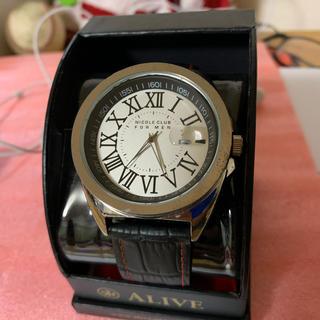 アライブアスレティックス(Alive Athletics)のALIVE腕時計(腕時計(アナログ))