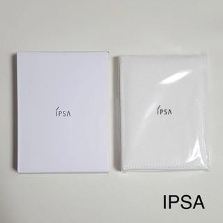 イプサ(IPSA)の新品・未使用・未開封 IPSA ノベルティ ミラー 鏡(ミラー)