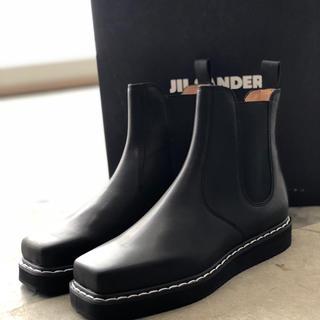 ジルサンダー(Jil Sander)の2点 専用 ジルサンダー   サイドゴアブーツ レインブーツ (ブーツ)