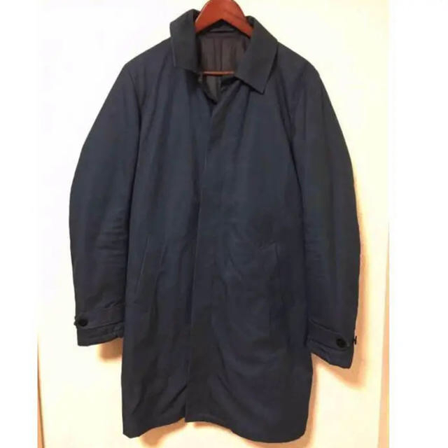 ATTACHIMENT(アタッチメント)の【美品】アタッチメント 中綿ステンカラーコート  メンズのジャケット/アウター(ステンカラーコート)の商品写真