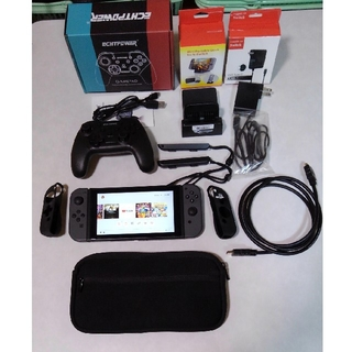 Nintendo Switch - ニンテンドー スイッチ 本体+諸々 Nintendo Switch