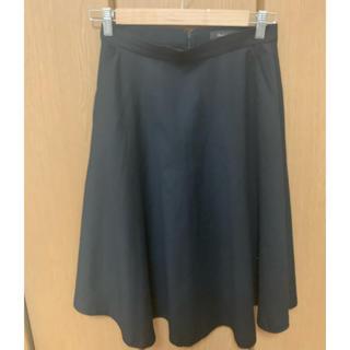 デミルクスビームス(Demi-Luxe BEAMS)の膝丈スカート デミルクスビームス フレアスカート(ひざ丈スカート)