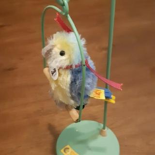 シュタイフ 小鳥