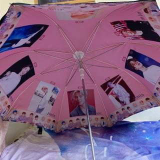 ボウダンショウネンダン(防弾少年団(BTS))のBTS傘(傘)