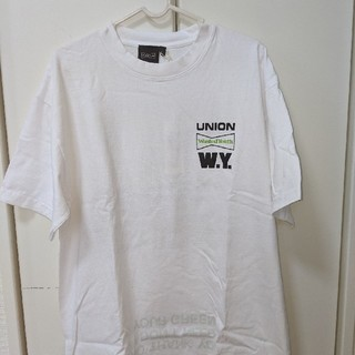 【Lサイズ】UNION × WASTED YOUTH Tシャツ