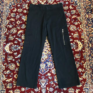JOHN LAWRENCE SULLIVAN - CALVIN KLEIN side adjuster cargopants