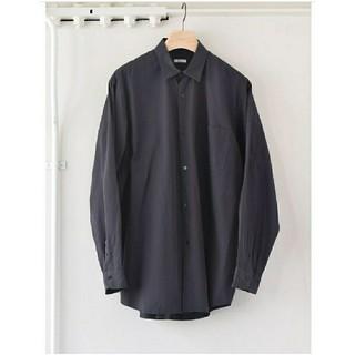 COMOLI - 【新品】20ss comoli shirt navy 3