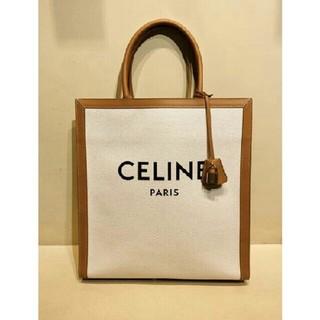celine - CELINE トートバッグ スモール バーティカル カバ