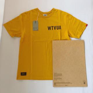 W)taps - wtaps hellweek Tシャツ design ss 黄 ロゴ シャツ