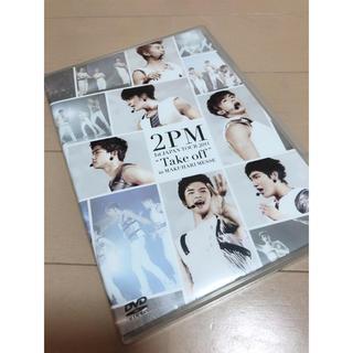2PM DVD Take off(K-POP/アジア)