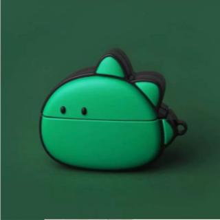 インスタ風 AirPods ケース AirPods Pro 恐竜(ストラップ/イヤホンジャック)