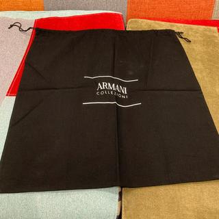 アルマーニ 布 袋