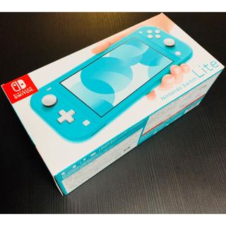 任天堂 - Nintendo Switch  Lite ターコイズ