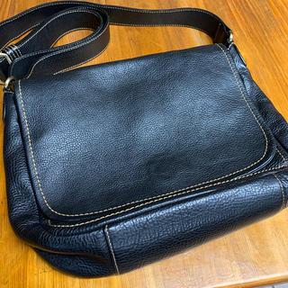 土屋鞄製造所 - 土屋鞄 トーンオイルヌメショルダーバッグ