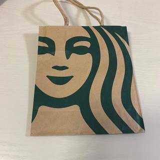 スターバックスコーヒー(Starbucks Coffee)のスタバ 紙袋(ショップ袋)
