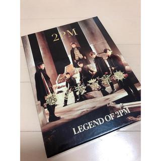 2PM / LEGEND OF 2PM 初回限定盤A(K-POP/アジア)