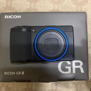 リコー(RICOH)のRICOH GR Ⅲ(コンパクトデジタルカメラ)