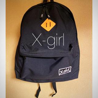 X-girl - エックスガール リュック