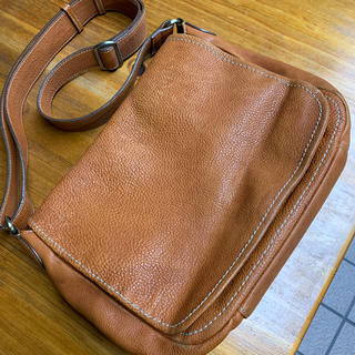 ツチヤカバンセイゾウジョ(土屋鞄製造所)の土屋鞄トーンオイルヌメショルダーバッグ(ショルダーバッグ)