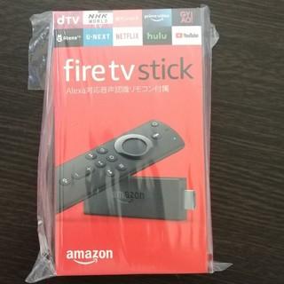 【新品未使用】fire tv stick