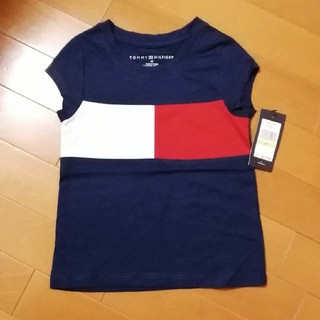TOMMY HILFIGER - 【新品】キッズ トミーヒルフィガー Tシャツ 4T/105cm
